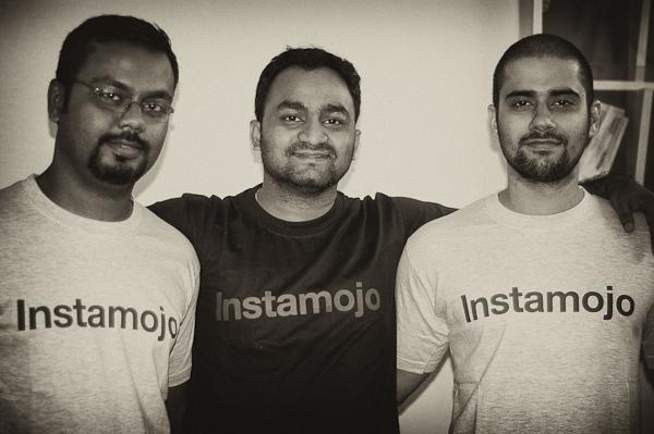 Instamojo Founders